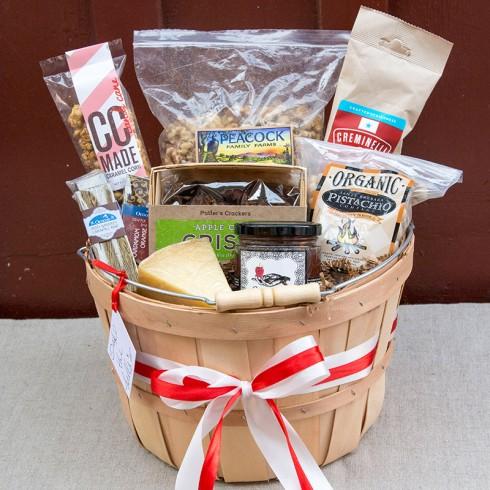 Deck the Halls Gift Basket