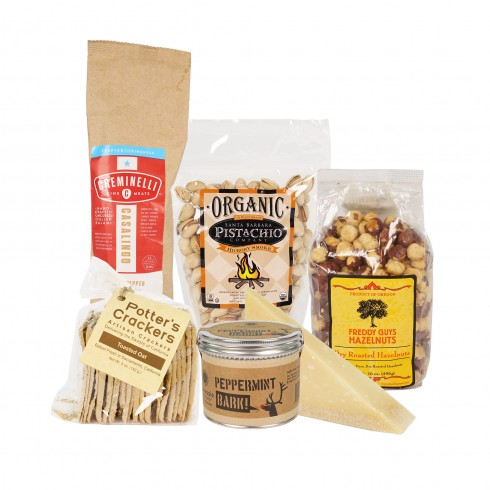 Holiday Snack Gift Set
