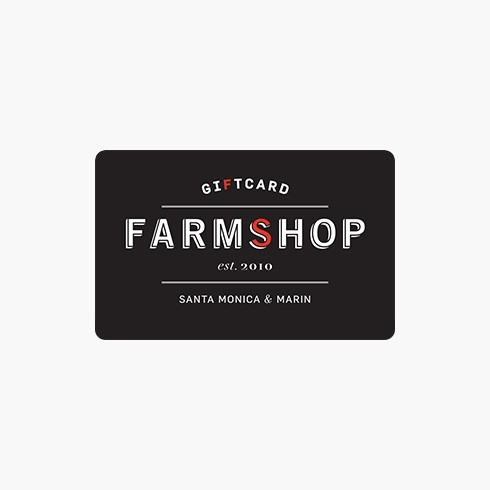 Farmshop Gift Card