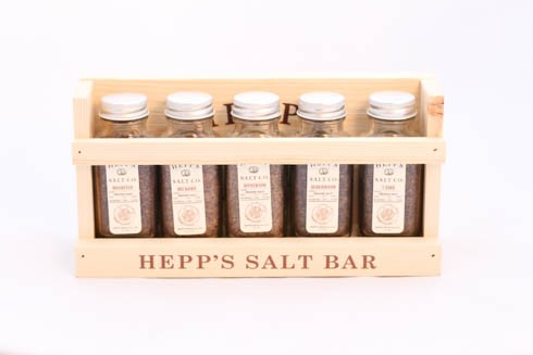 Hepp's Salt Bar