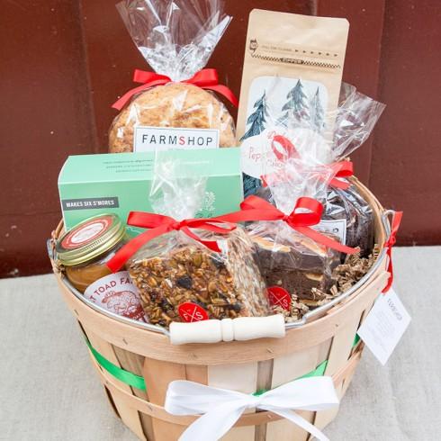 Midwinter Munchies Gift Basket