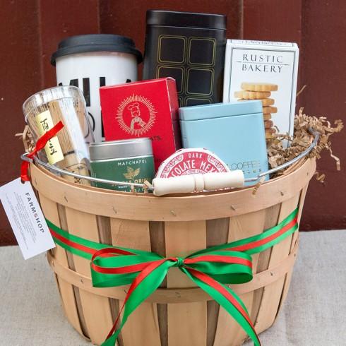 Muddy Waters Gift Basket