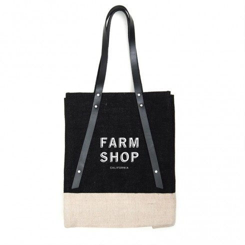 FARMSHOP Apolis Wine Tote